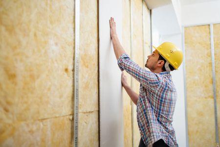 drywall dapat mengurangi kebisingan