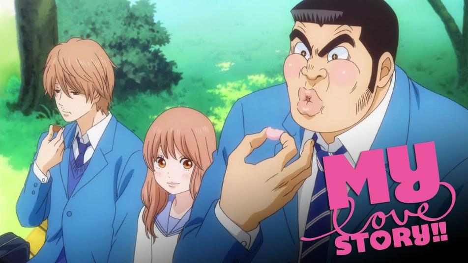 My Love Story Title Card