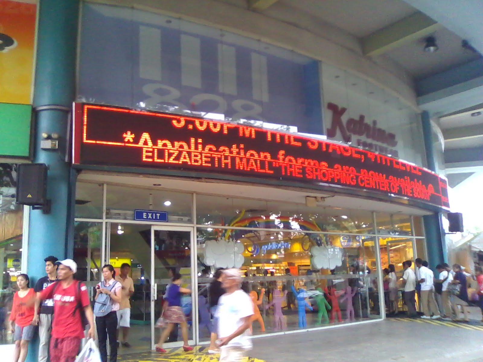 travel shop cebu La Nueva Branches Supermarket