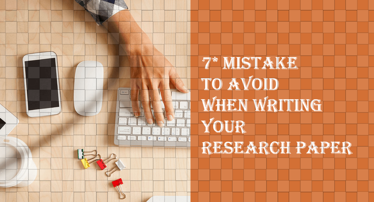 Avoid Mistake in Writing - UK Writing Service