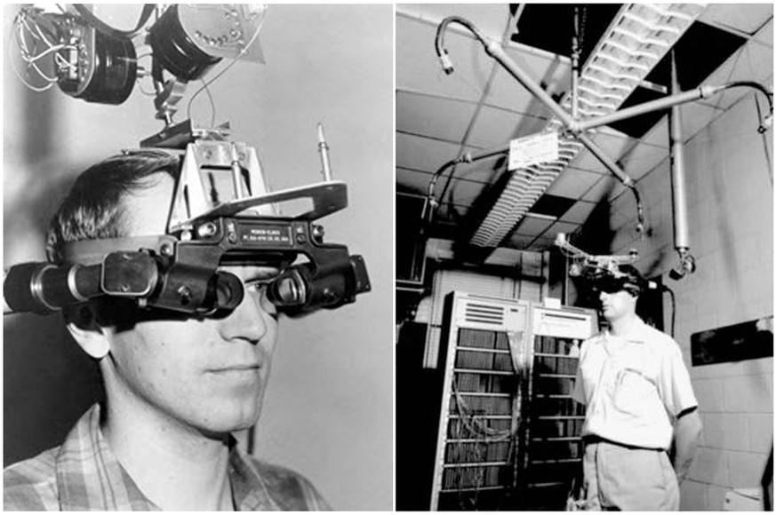 первые очки виртуальной реальности