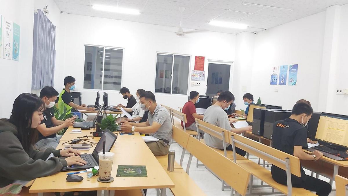 Trung Tâm Giáo Dục Tin Học Văn Phòng Cần Thơ - Đào Tạo Nhân Lực Việt - 1