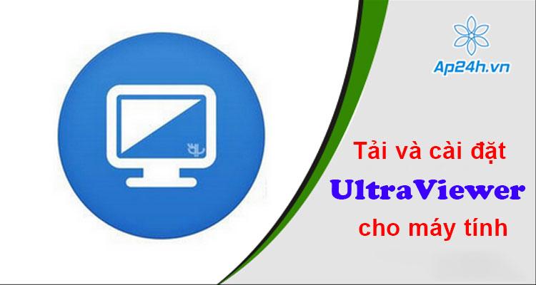 cài đặt UltraViewer