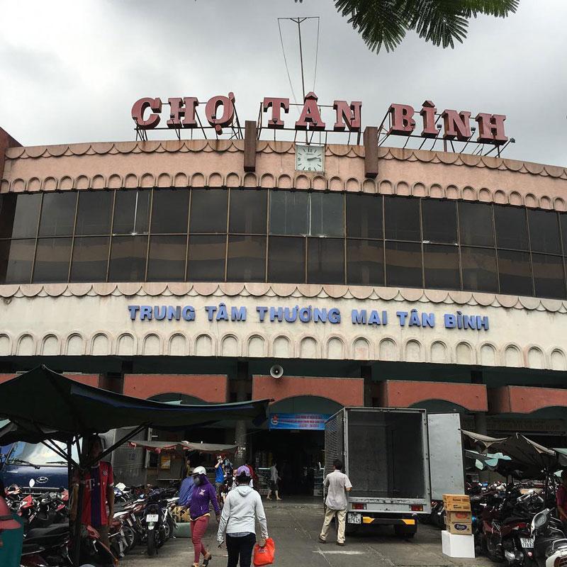 Lấy sỉ quần áo VNXK HCM tại chợ đầu mối Tân Bình