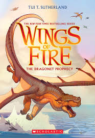 Image result for the dragonet prophecy