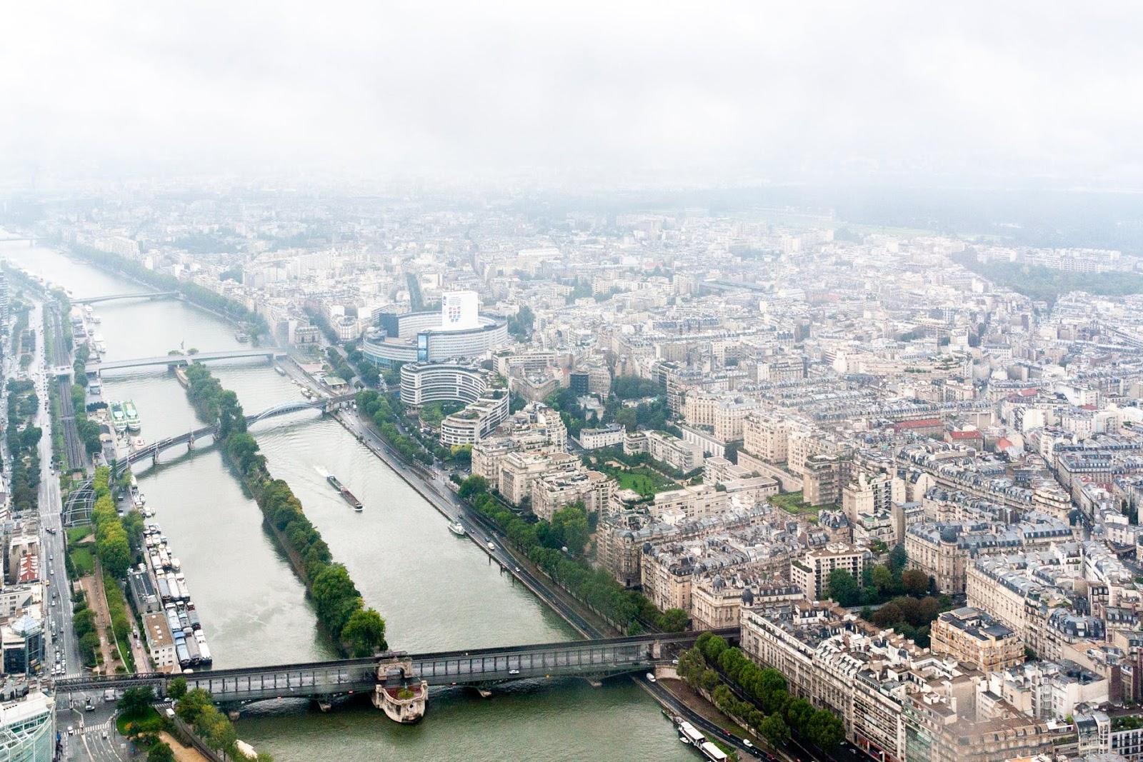 Paris é uma das líderes do movimento pelas