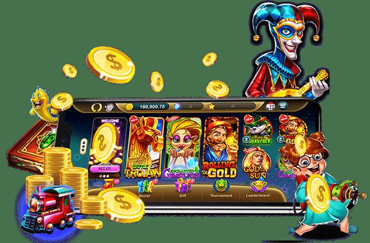 Slot EpicWin สล็อตแจ็คพอตแตกบ่อย เว็บสล็อตออนไลน์โบนัส 100% เกมเยอะ