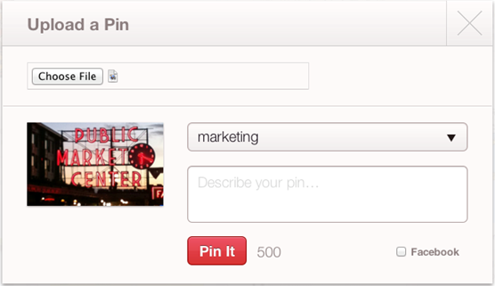 Integrating SEO Keywords in Pinterest