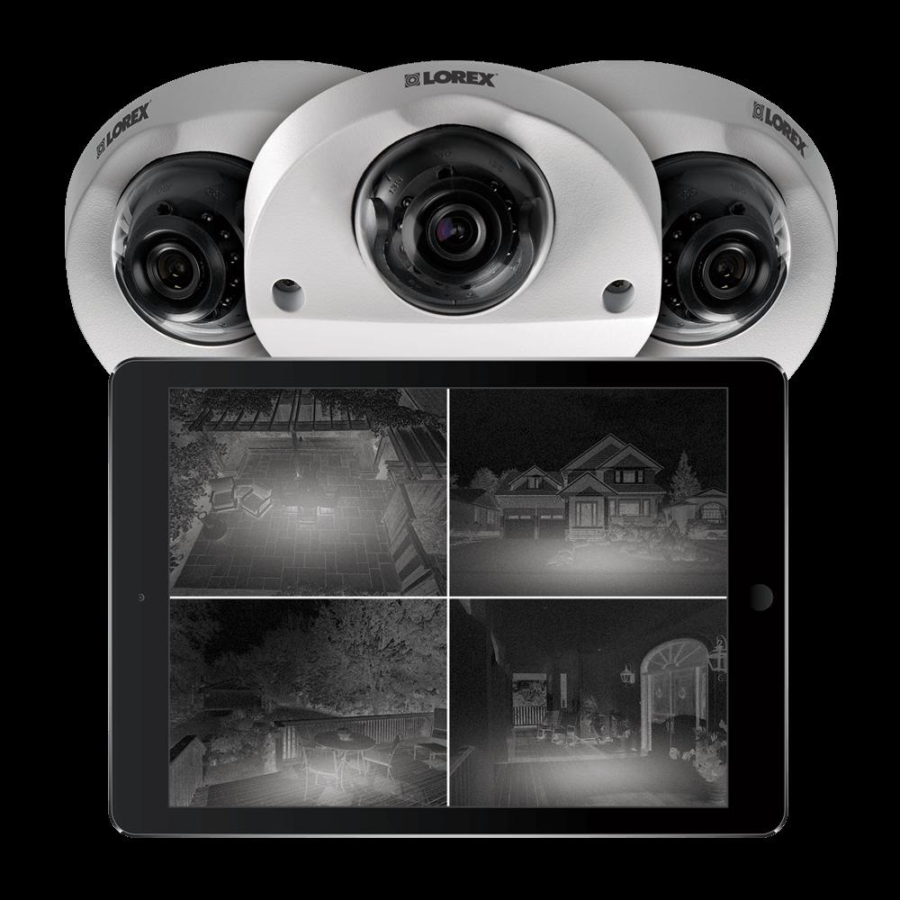 Great night vision HD camera