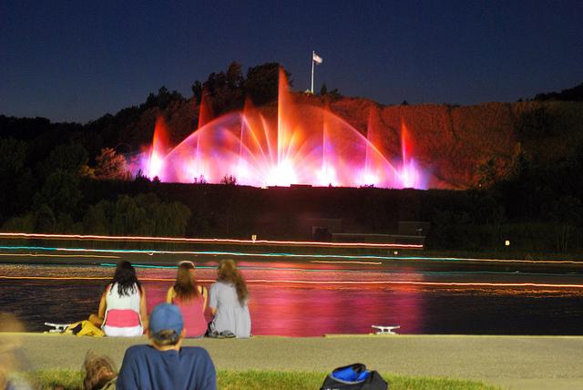 Grand Haven Musical Fountain