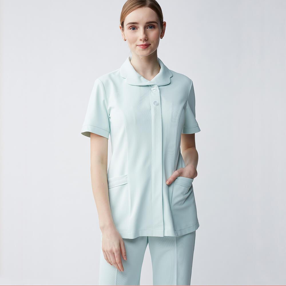 護士服款式:綠色護士服