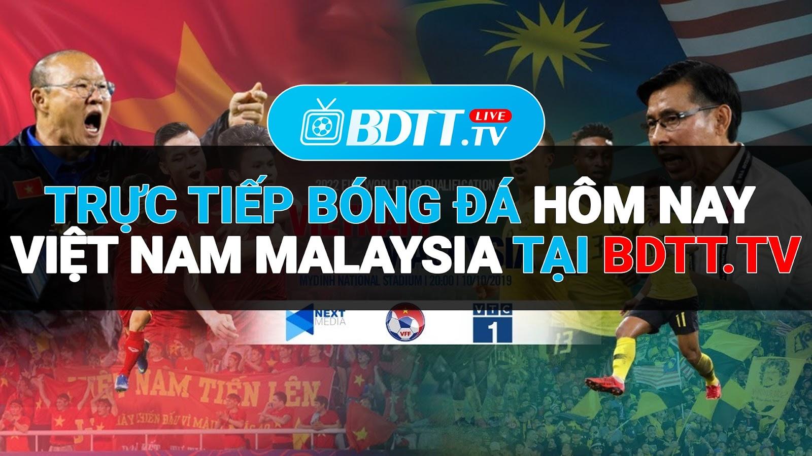 BDTT.tv là trang web giúp bạn thỏa mãn những đam mê về bóng đá, cảm nhận trực tiếp những trận đấu hay với chất lượng, hình ảnh, âm thanh, tốc độ truyền tải trên cả tuyệt vời, giúp bạn hòa quyện con tim của mình cùng thế giới bóng đá.