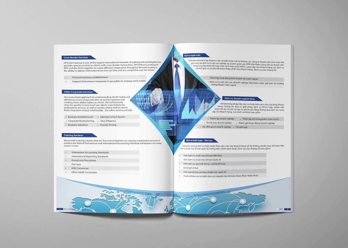 Chọn lọc thông tin kỹ càng khi thiết kế