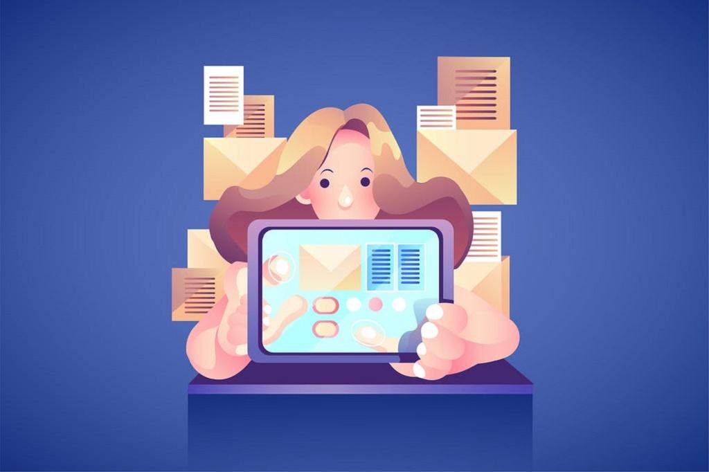 Campaña de envío de correos de KPI´S de seguimiento de marketing digital