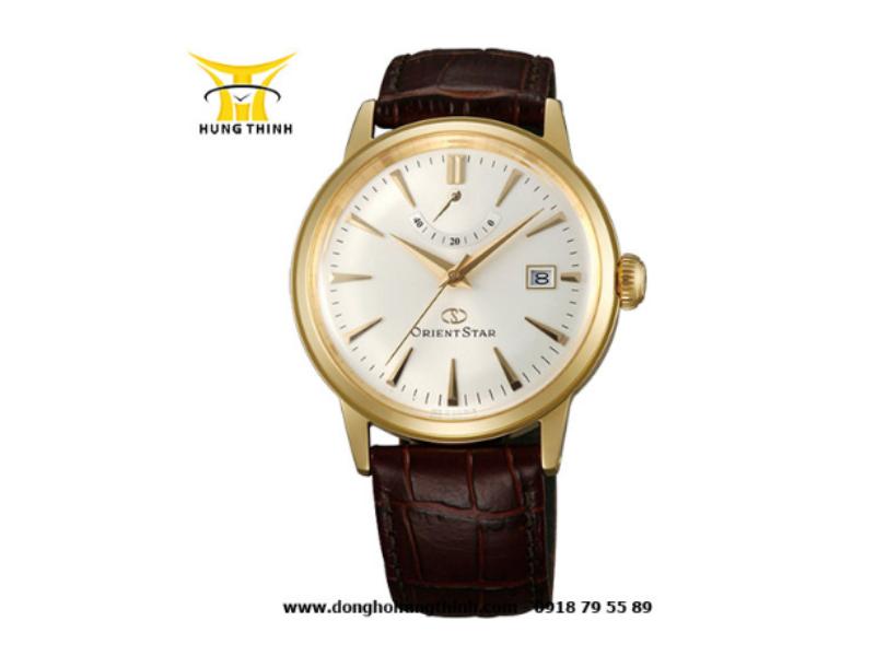 Mẫu Orient Star dây da với mức giá thấp nhất tại Hưng Thịnh: 9.944.000 vnđ  (Chi tiết sản phẩm tại đây)