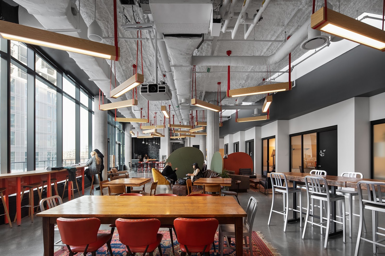 Artscape Daniels Launchpad Coworking Space in Toronto