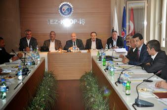 Başkanlar Kurulu Sonuç Bildirisi Yayınlandı