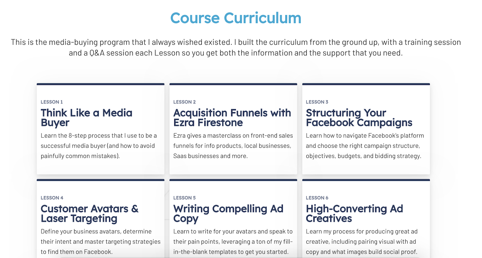 Train My Traffic Person Course Curriculum