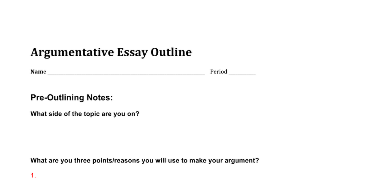 revised updated argumentative essay outline transitions revised updated argumentative essay outline transitions google docs