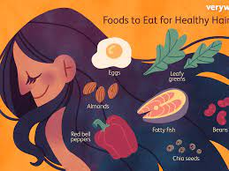 The Role of Nutrition in Hair Loss: What to Eat to Keep Your Hair Healthy