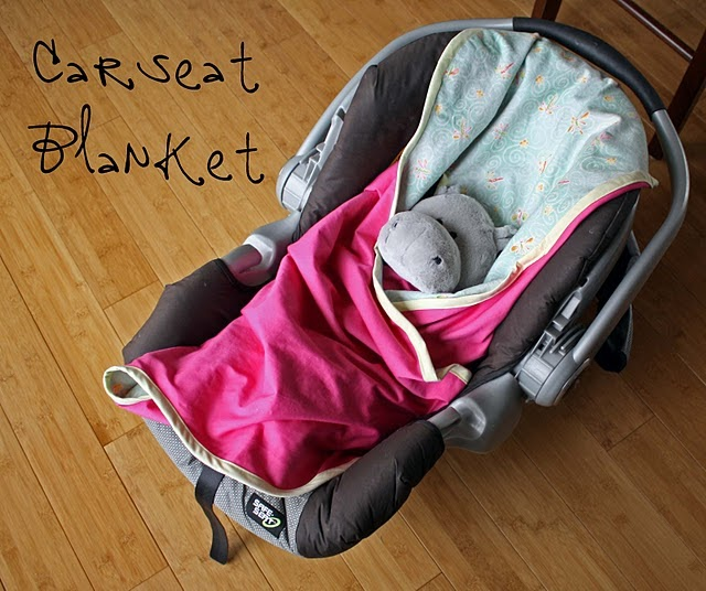 free baby projects baby car seat fitted blanket. Black Bedroom Furniture Sets. Home Design Ideas