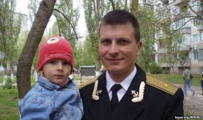Станислав Карачевский с сыном
