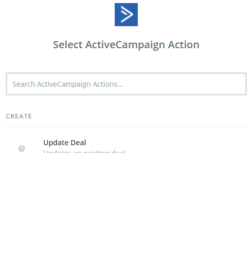 ActiveCampaign on Zapier