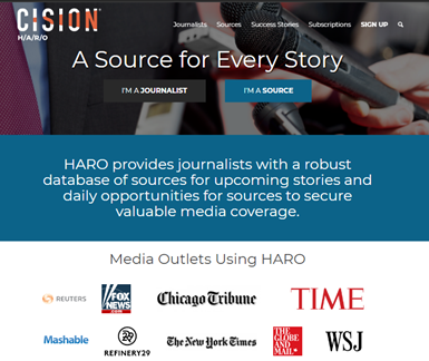 Public Relations With CISION