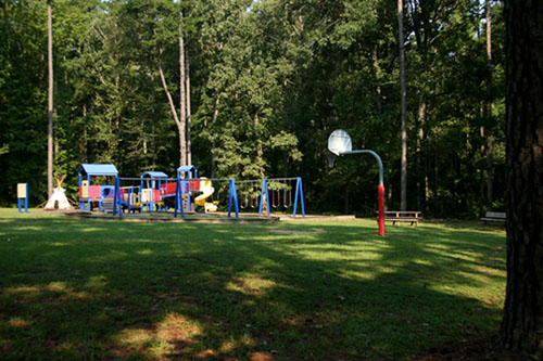 Playground at Elliott Lake