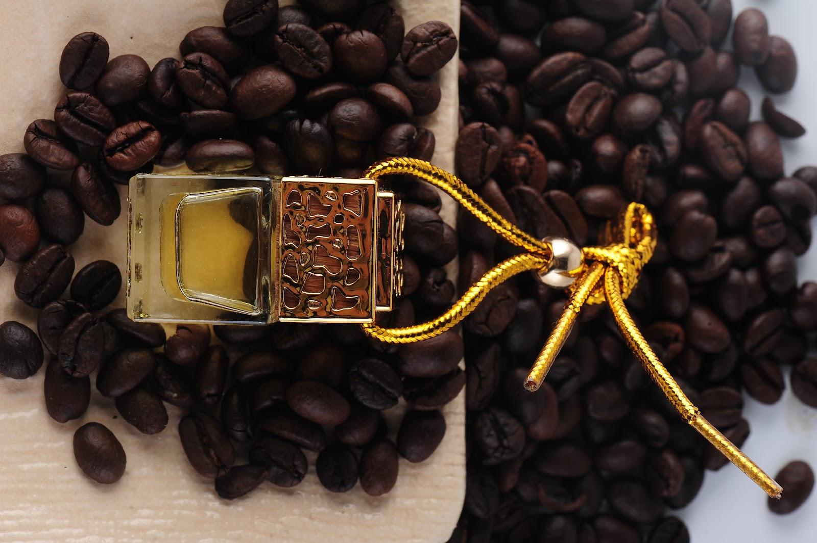 Tinh Dầu Treo Xe Cao Cấp Laco Cafe Macchiato chiết xuất từ Cafe nguyên chất