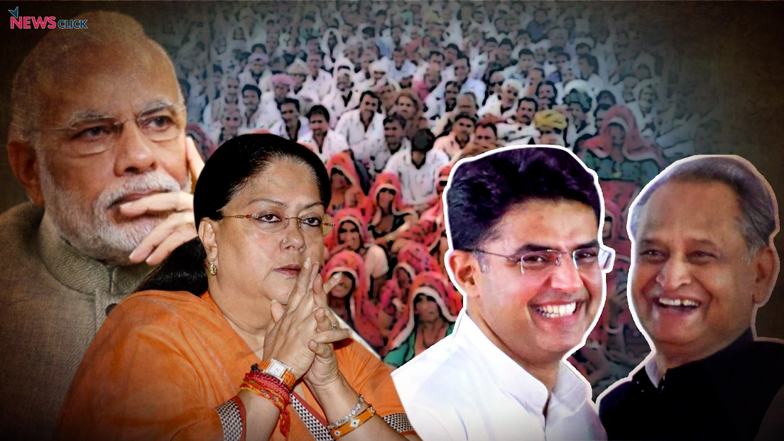 Image result for BJP lost Rajasthan