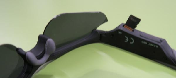 Kamre Camera Glasses SD Card