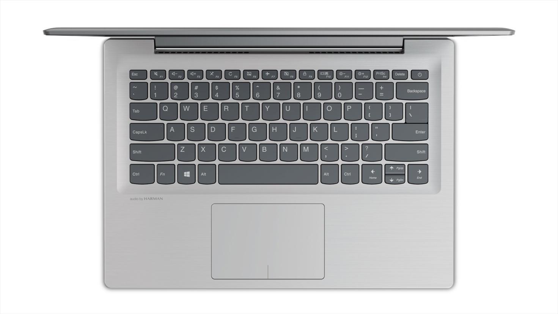 Фото 2 - УУльтрабук Lenovo IdeaPad 320s-13 Mineral Grey (81AK00AMRA)