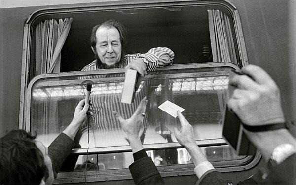 Resultado de imagen de Solzhenitsyn