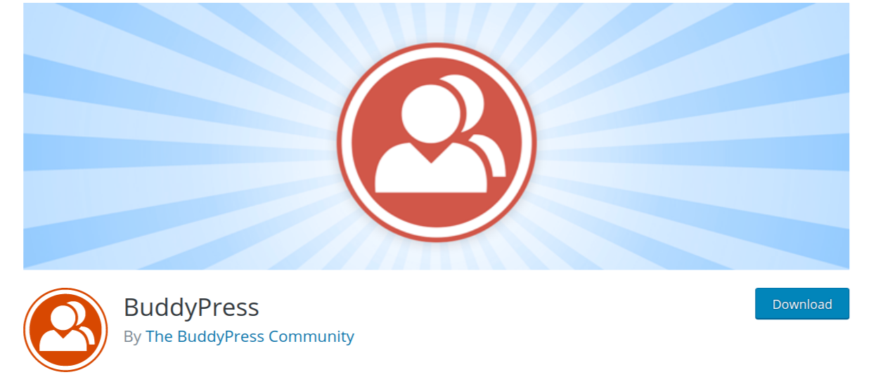 buddypress wordpress membership plugin header image