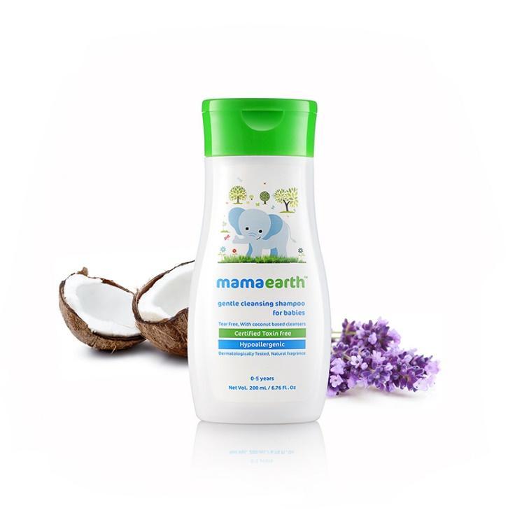 Organic Baby Shampoo Online