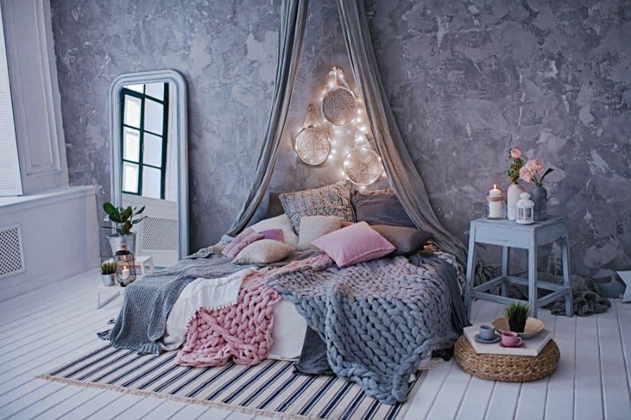 Light Gray Color Bring A Romantic Feeling