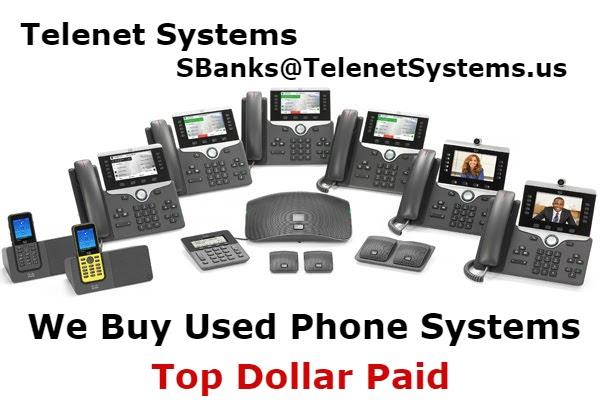 We Buy Electronics: Telenet Systems. We Buy Used Phone ...