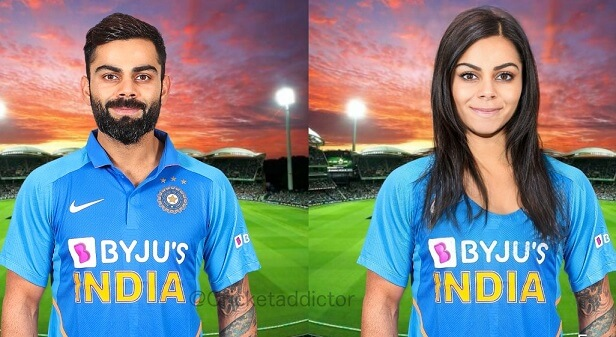 This image has an empty alt attribute; its file name is virat.jpg