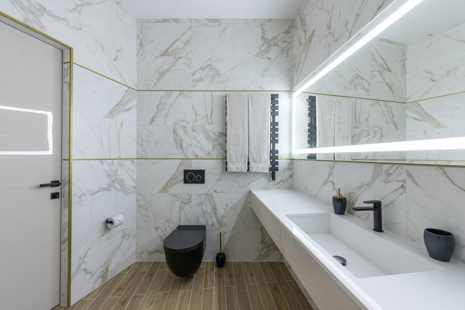 Tendencias en diseño de baños para 2021