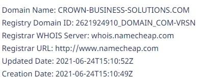 Crown Business Solutions: отзывы, коммерческое предложение и условия торговли обзор