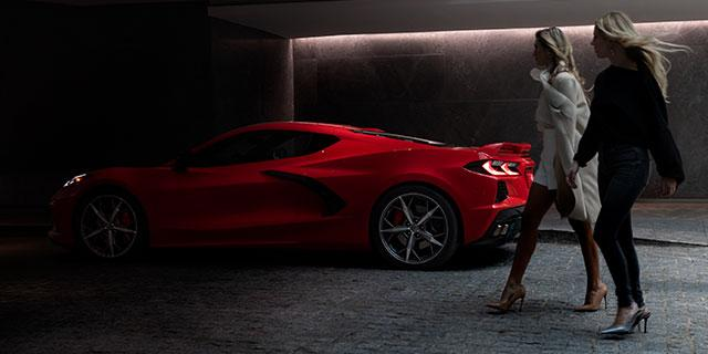 Chevrolet Netherlands: Iconic American Sports Cars
