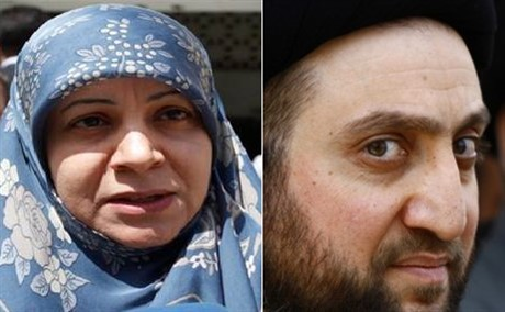 ربما تحتوي الصورة على: ٢ شخصان، بما في ذلك Yusra Sadiq، لحية ولقطة قريبة