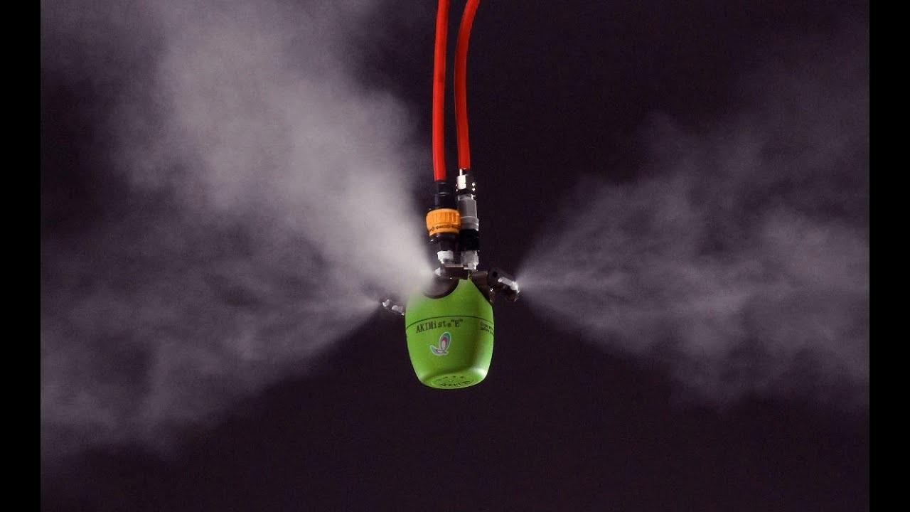 Máy phun sương là sản phẩm được Ninol cung cấp