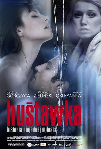 Polski plakat filmu 'Huśtawka'