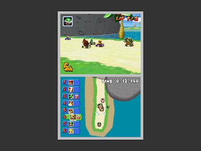Cheats De Mario Karts Ds