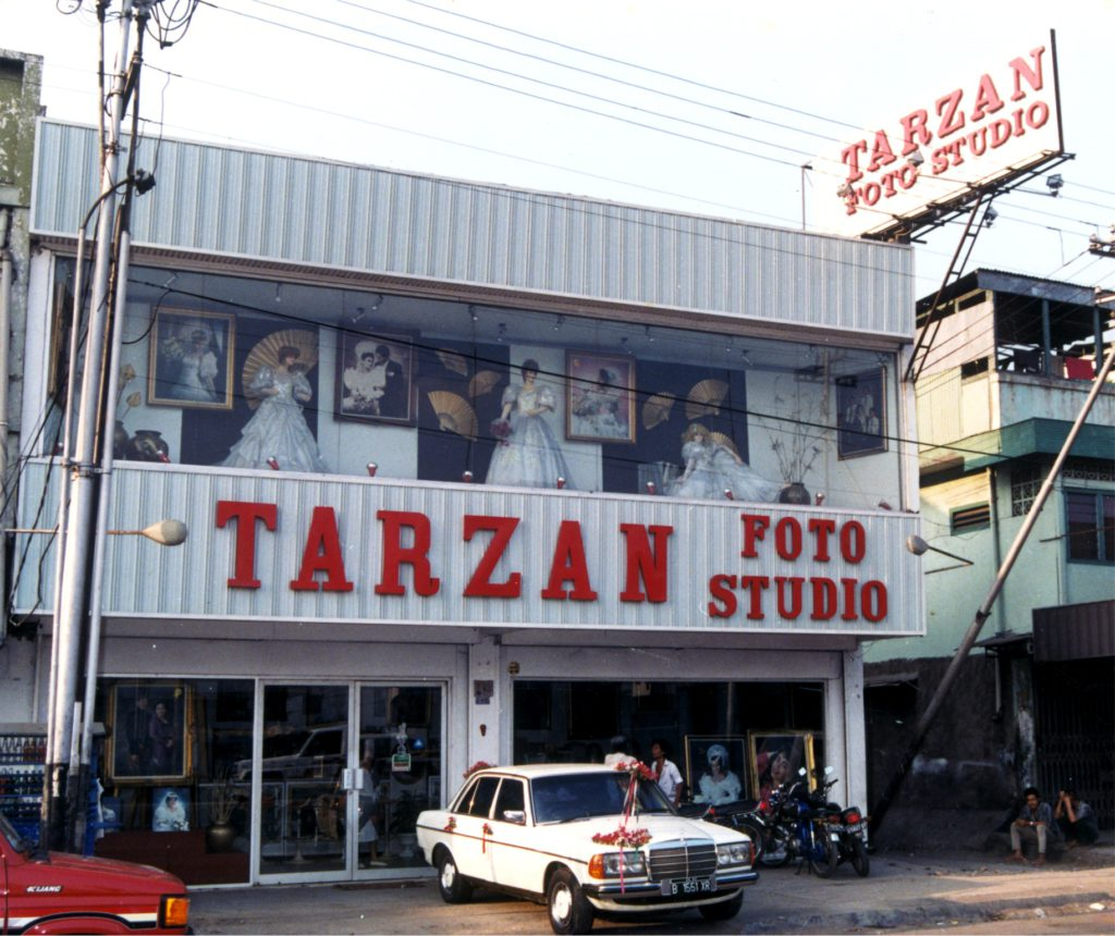 view of Tarzan Photo Studio