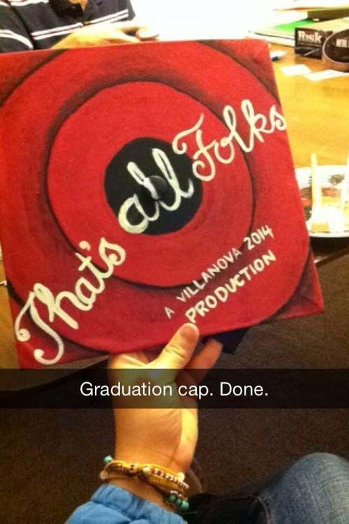 15 Cap Decorating Ideas for Graduating Men   Her Campus