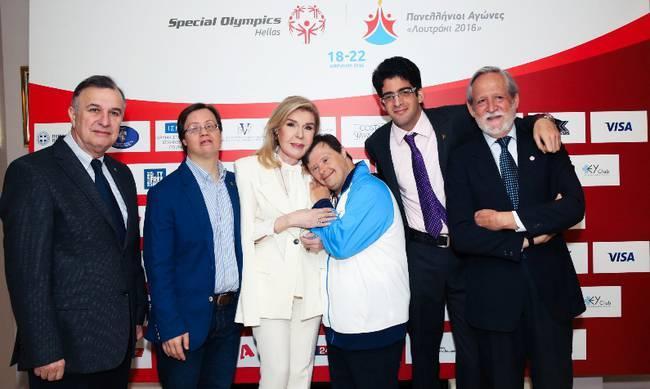 Πανελλήνιοι Αγώνες Special Olympics «Λουτράκι 2016»