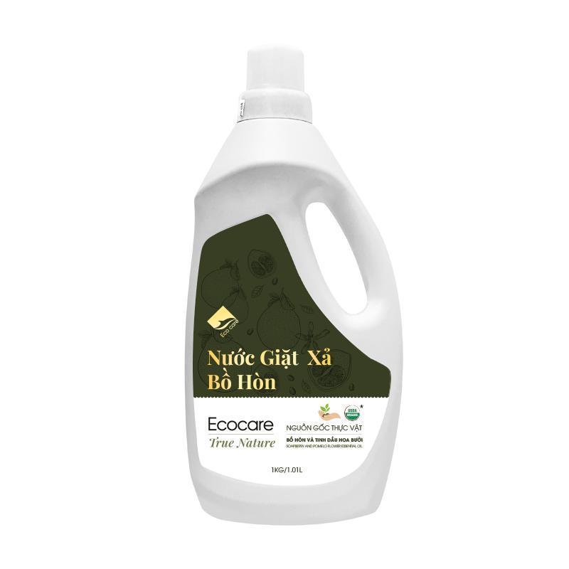 Nước xả vải cho bé của Ecocare
